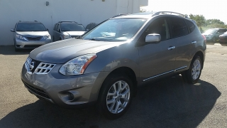 Nissan Rogue SL Gris Oscuro 2013