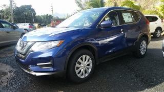 Nissan Rogue S Azul 2017