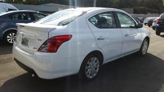 Nissan Versa SV Blanco 2015