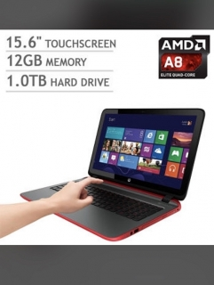 HP Pavilion Beats Special Edition (TouchScreen)