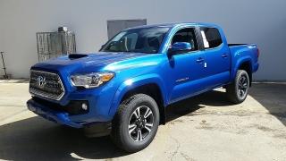 Toyota Tacoma TRD Sport Azul 2017