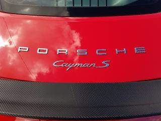 PORSCHE CAYMAN S PDK 2014