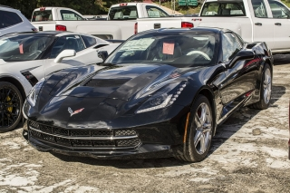 Chevrolet Corvette 1lt 2017