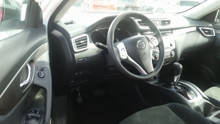 Nissan Rogue S Blanco 2016