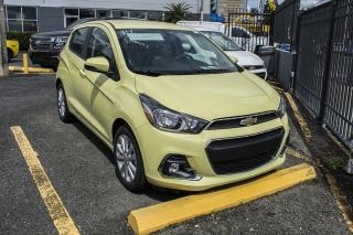 Chevrolet Spark 1LT Verde 2017