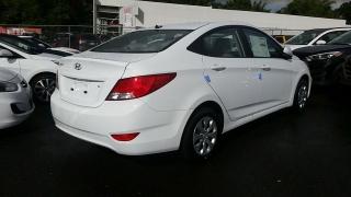 Hyundai Accent GL Blanco 2017
