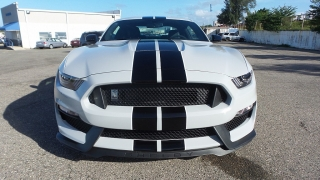 Ford Mustang Shelby GT350 Gris Oscuro 2016