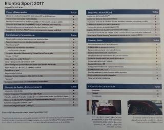 HYUNDAI ELANTRA SPORT TURBO CHARGED 2017 REYES 787-392-4552.