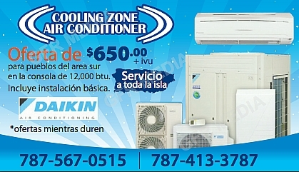 Aires Inverters- Cooling Zone Air Conditioning