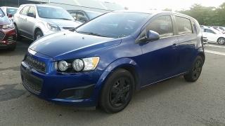 Chevrolet Sonic LS Azul 2013