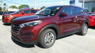 Hyundai Tucson SE Rojo 2017