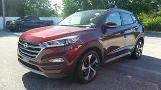 Hyundai Tucson Sport Rojo Vino 2017
