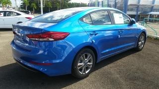 Hyundai Elantra SE Azul 2017