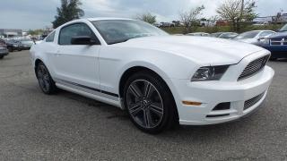 Ford Mustang V6 Blanco 2013