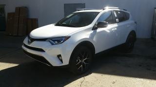 Toyota RAV4 SE Blanco 2017