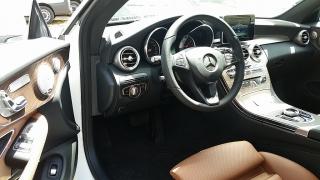 Mercedes-Benz C-Class C300 Polar White 2017