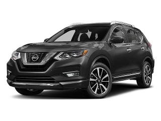 Nissan Rogue S Red 2017