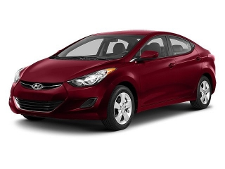 Hyundai Elantra SE Gris Oscuro 2013