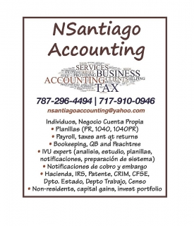 NSantiago Accounting (787) 296-4494