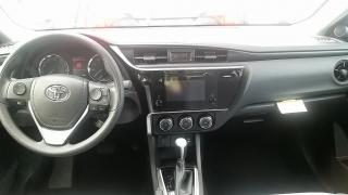 Toyota Corolla L Gris Oscuro 2017