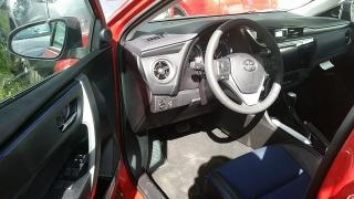 Toyota Corolla SE Rojo 2017