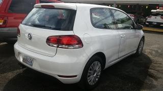 Volkswagen Golf Blanco 2013