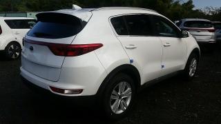 Kia Sportage LX Blanco 2017