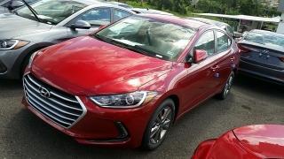 Hyundai Elantra GLS Rojo Vino 2017