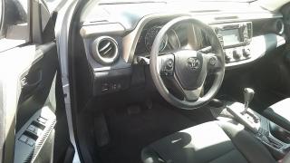 Toyota RAV4 LE Plateado 2015
