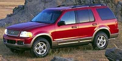 Ford Explorer XLS Dorado 2002