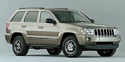 Jeep Grand Cherokee Laredo Gris Oscuro 2006