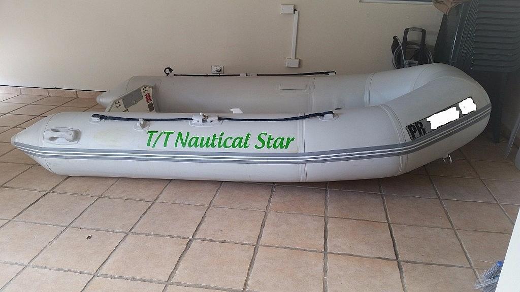 Dinguie RIB-310 Folding Transom Rigid Inflatable Boat