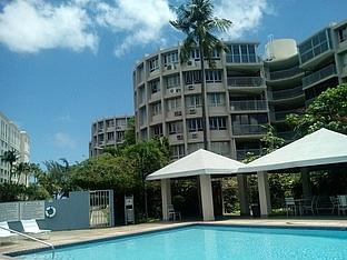 Three-bedroom condominium at the beach