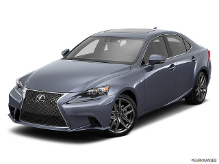 Lexus IS 250 Negro 2015