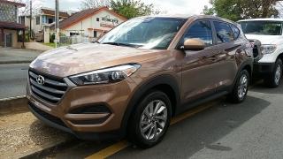 Hyundai Tucson SE Marron 2016