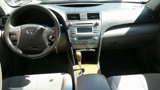 Toyota Camry XLE Plateado 2007