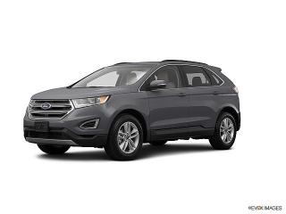 Ford Edge SE Gris Oscuro 2015