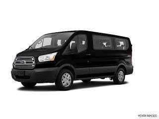 Ford Transit Wagon XL Negro 2015