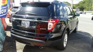 Ford Explorer Base Negro 2015