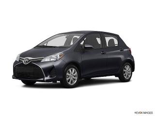 Toyota Yaris L Gris Oscuro 2015