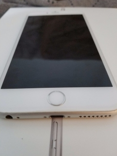 Iphone 6s plus at&t  34 gig
