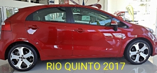 Kia Ro Quinto 2017 Rojo 787-526-7368 Edison