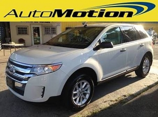 FORD EDGE 2013 SOLO 24K MILLAS