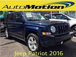 JEEP PATRIOT 2016  INMACULADA