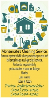 Monserrate's Cleaning Service