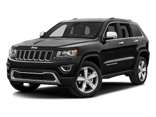 Jeep Grand Cherokee Limited White 2016
