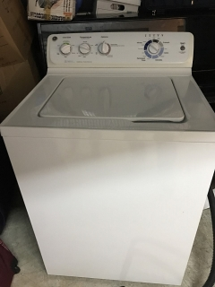 Lavadora GE poco uso