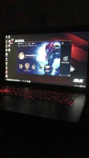 Laptop asus republic gaming