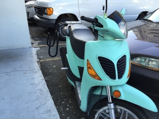 E-charm Scooter