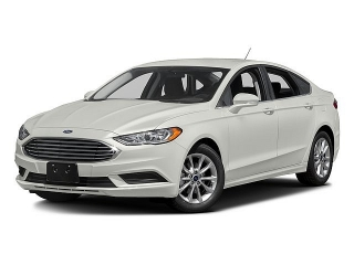 Ford Fusion Se Gold 2017